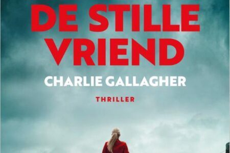 winactie: De stille vriend – Charlie Gallagher GESLOTEN