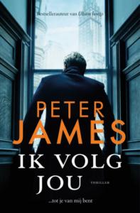 winactie: Ik volg jou – Peter James GESLOTEN
