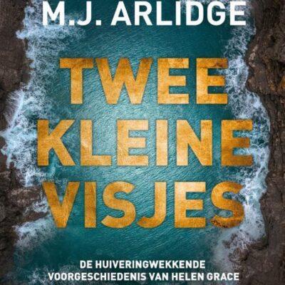 winactie: Twee kleine visjes – M.J. Arlidge GESLOTEN
